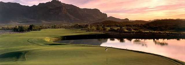 Superstition Mountain Club - Lost Gold Course