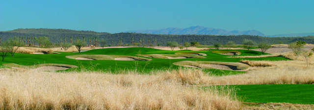 Trilogy at Vistancia: 15th hole