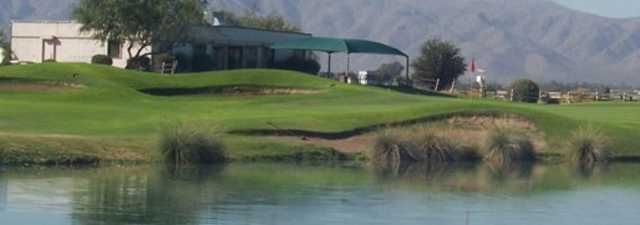Falcon GC: clubhouse