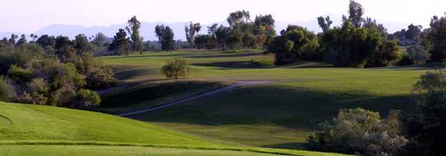 Cave Creek Golf Course: View of the course