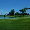 A view from Sunland Village Golf Course