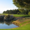 View of a green at Peoria Pines Golf Club