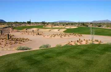 A view from Verde River Golf & Social Club
